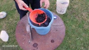 Por fin alguien te explica bien la receta de como hacer jabón a partir de ceniza - jabon potasico natural - 4