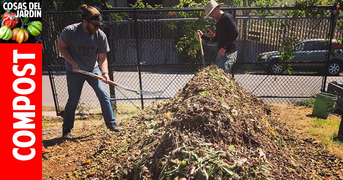 Cuáles son las formas más rápidas de compostar: consejos sobre cómo hacer el compost más rápido