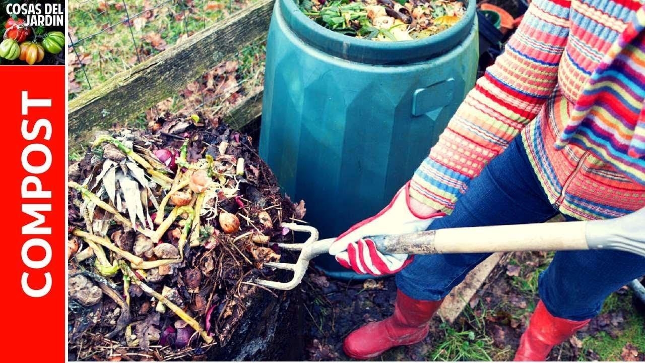 Como hacer el compost perfecto en 4 pasos