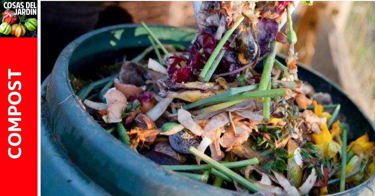 ¿Es realmente necesario triturar los residuos para el compost?