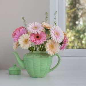 como cuidar las flores cortadas de la gerbera