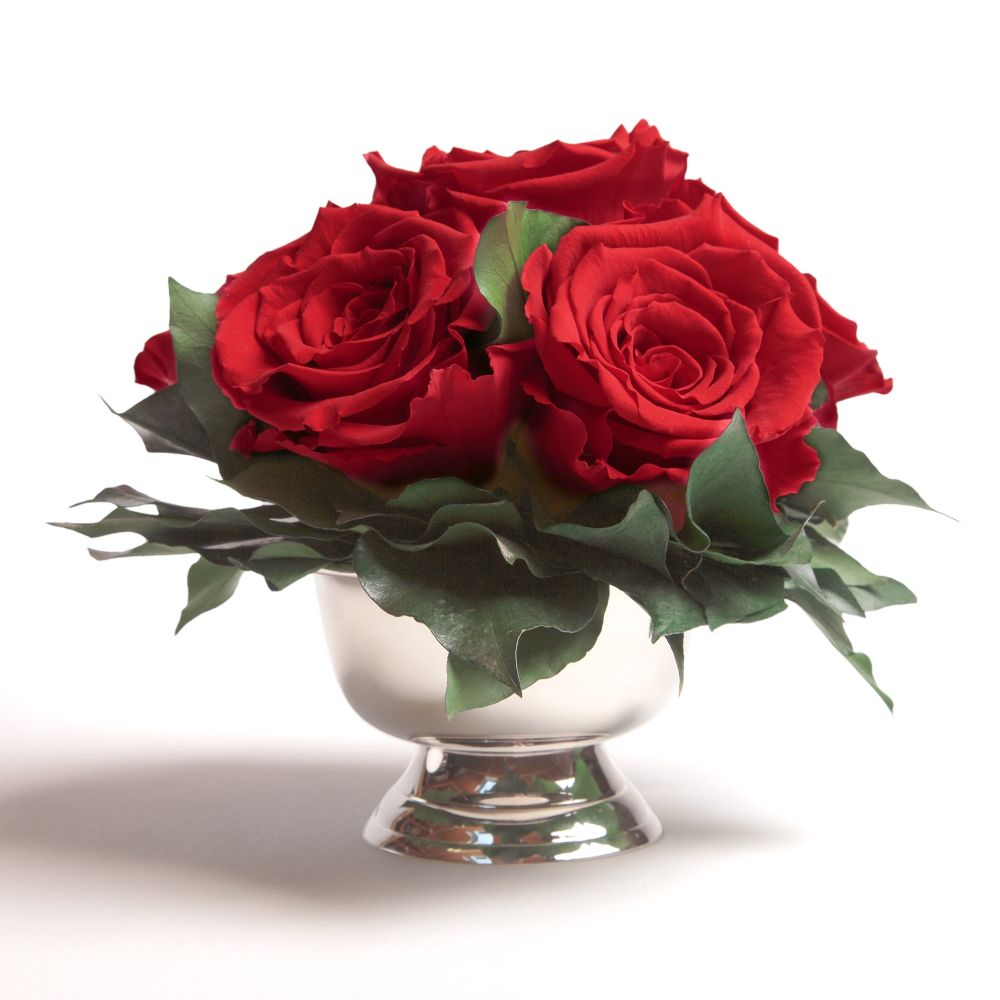 preservar flores con glicerina