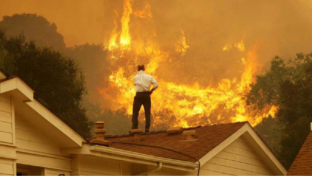 7 Tareas fundamentales para protejer tu propiedad de los incendios forestales